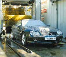 Lavage voiture